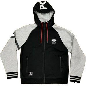 Polo Ralph Lauren P-Wing Black Hoodie Sweatshirt
